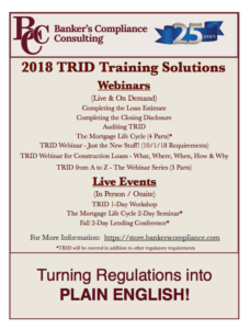BSA Training and Banking Regulations Compliance Consulting Screen Shot 2018 02 27 at 11.03.27 AM 228x300 - Ready to Rock TRID